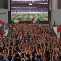 Quella voglia di Italia: maxischermi a Firenze per tifare tutti insieme