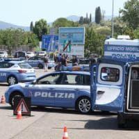 Primi controlli con il drogometro: maxi blocco a Firenze Sud