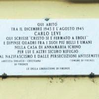 Levi si è fermato in piazza Pitti: gli anni fiorentini dello scrittore