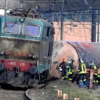 Viareggio, sette anni fa la strage del treno
