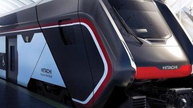 Più comfort e tecnologia per i pendolari come sarà Caravaggio, il treno di Hitachi