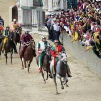 Palio di Siena, la sorte bacia Oca, Nicchio e Lupa