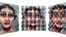 """Cartoni delle uova come sculture: l'""""uovocubismo"""" di Enno de Kroon"""