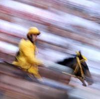 Palio di Siena, l'Aquila vince la terza prova