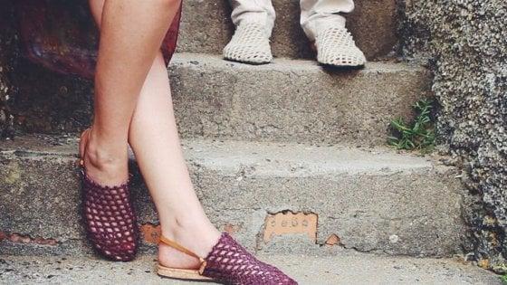 it Da Con Scarpe ShoesLe Create Verdura Reti Repubblica Pesca wn80OkP