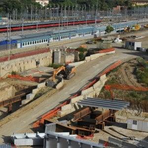 """Stazione Foster a Firenze, Nardella: """"Superiamo il rischio di uno scalo fantasma"""""""