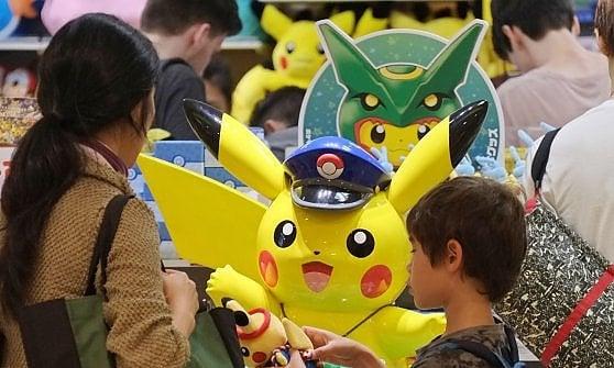 La caccia ai Pokémon diventa poesia: Pikachu come simbolo di vita