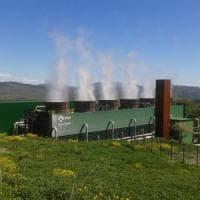 Geotermia, inaugurata sull'Amiata la nuova centrale Bagnore 4