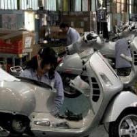 Pontedera, sciopero alla Piaggio: si teme la delocalizzazione del lavoro