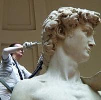 """Firenze, la direttrice dell'Accademia: """"Coprire il David? Un'assurdità"""""""