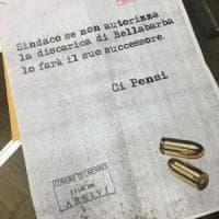 Livorno, lettera di minacce ricevuta dal sindaco Cinquestelle Nogarin