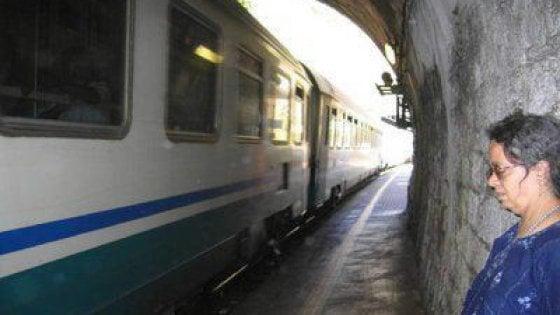 Travolto Dal Treno A Montevarchi