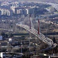 Firenze, chiuso a metà il Viadotto dell'Indiano