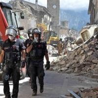 Central Italy wiped out by major earthquake