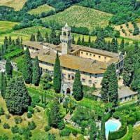 Il castello di Montegufoni, opere e sogni di libertà nella torre tra le