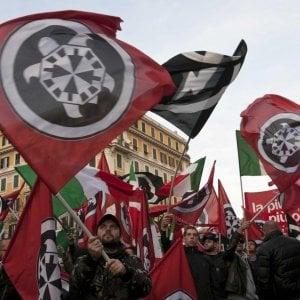 """Raduno di Casa Pound a Chianciano, l'Anpi organizza una contro-manifestazione: """"La Valdichiana è antifascista"""""""