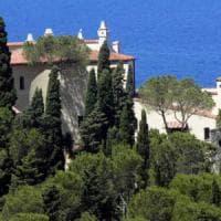Abusi edilizi, sequestrata Villa Feltrinelli all'Argentario: lì si sposarono