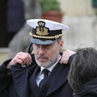 De Falco lascia la capitaneria di Livorno per Napoli: