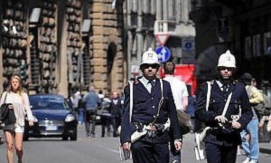 Firenze, sesto sciopero dei vigili urbani