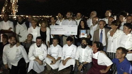 Firenze, l'Amatriciana Day al Forte Belvedere raccoglie 7.350 euro per le vittime del sisma