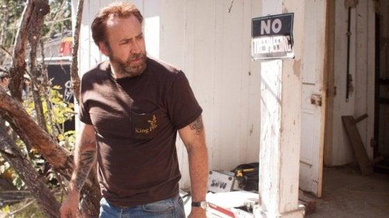 A Firenze la Celebrity Fight Night con Nicolas Cage