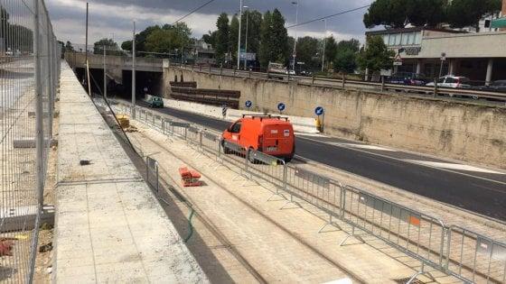 Tramvia, da martedì riparte il servizio interrotto della linea 1