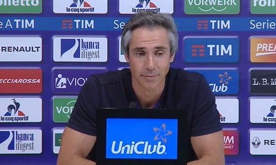 """Sousa: """"Avevo fatto dei nomi per la difesa ma non sono arrivati"""""""