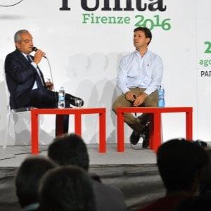 Nardella candida Firenze per una sessione del G7