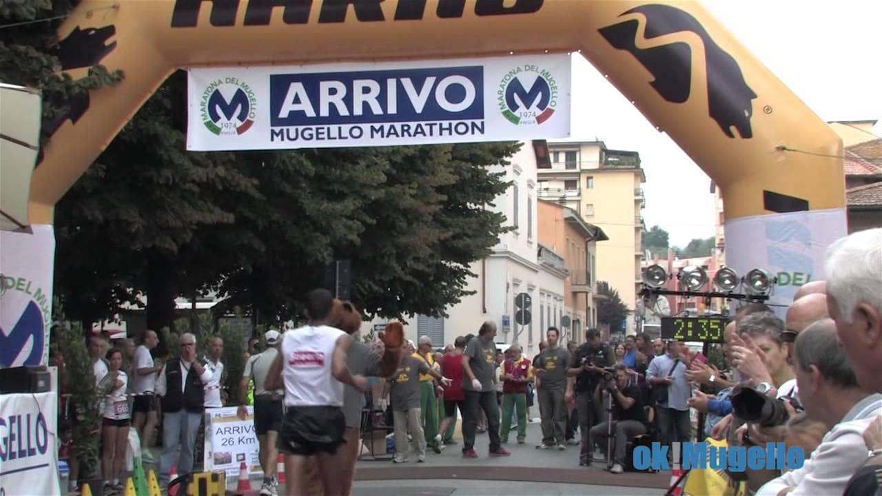 Al via la Mugello Marathon, la più antica d'Italia