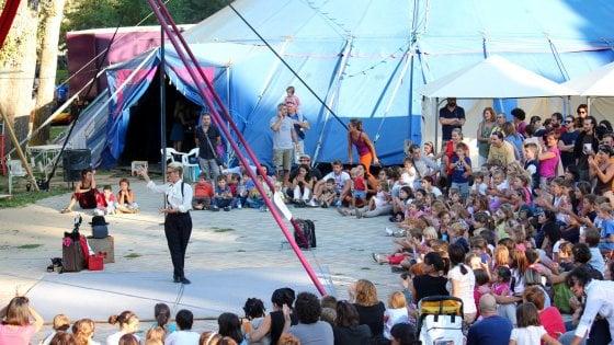 Firenze, alle Cascine il Cirk Fantasik: lo show senza animali