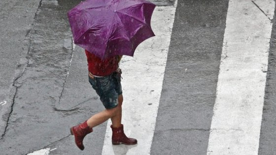 Allerta maltempo in Toscana: previsti forti temporali