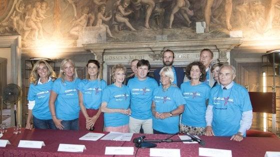 Firenze, domenica c'è Corri la vita: partenza da piazza Duomo
