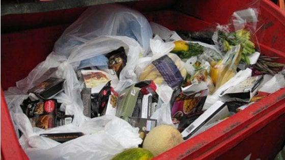 In Toscana ogni abitante spreca 90 chili di cibo