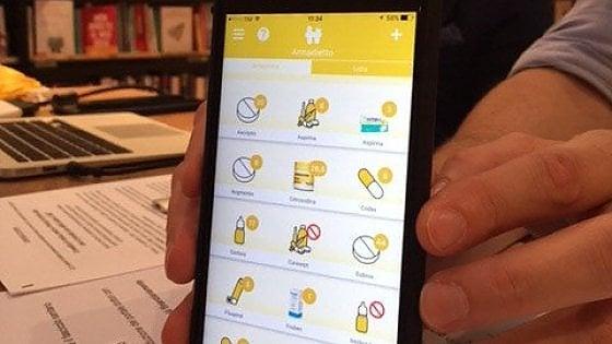 HuCare, la app che vi ricorda quando prendere la medicina