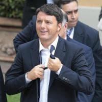 Renzi, doppio blitz in Toscana: prima a Prato e poi a Firenze