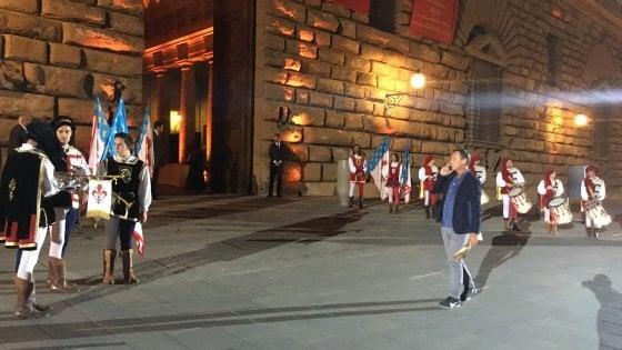 Firenze, a Palazzo Pitti la festa dei promessi sposi