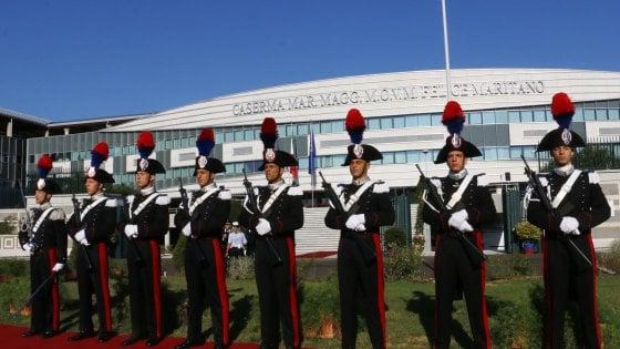 Firenze, la nuova Scuola Marescialli di Castello: la inaugura il premier Renzi