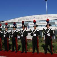Firenze, la nuova Scuola Marescialli di Castello: la inaugura il premier