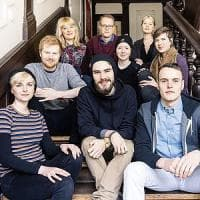 Millennials a Siena, il sogno realizzato dei giovani tedeschi: un barcone
