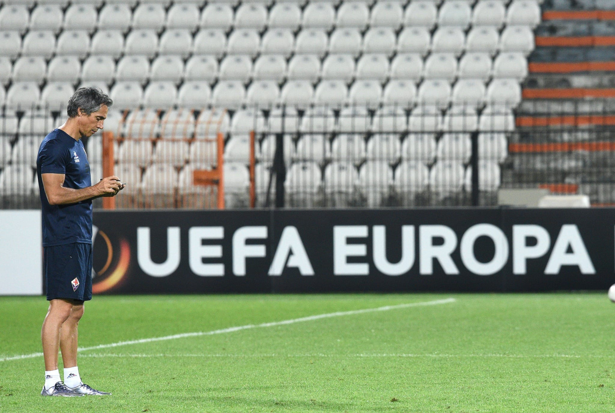 """Arriva il Qarabag, Sousa: """"La Fiorentina deve avere fame..."""""""