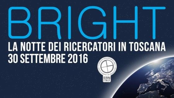 """Toscana, la scienza in piazza: torna la """"Notte dei ricercatori"""""""