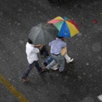 Maltempo, è allerta per temporali in Toscana