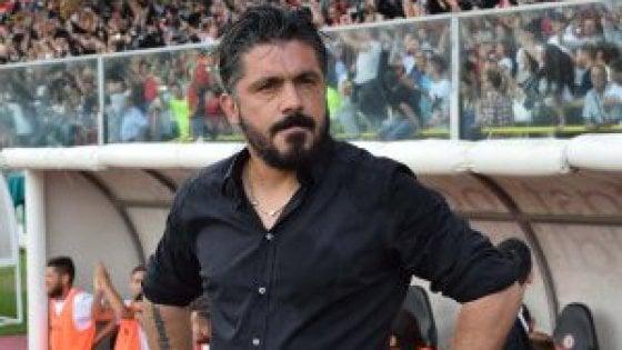 """Pisa, Lazzari accetta contratto al minimo sindacale. Gattuso: """"Non lo dimenticherò mai"""""""