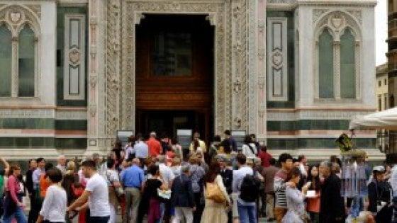 Turismo, valanga cinese a Firenze: Nardella incontra i tour operator