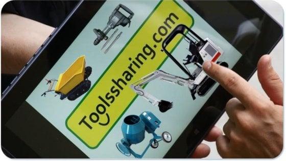 Tools sharing, da Pisa arriva il social network degli attrezzi da lavoro