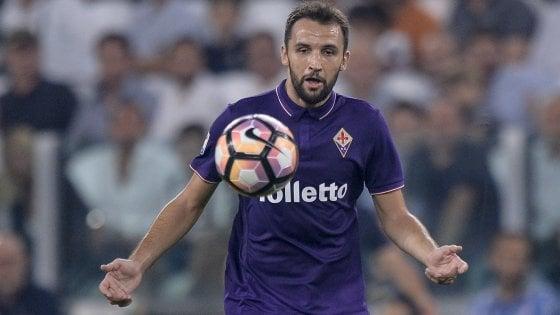 Fiorentina, gelo Badelj: tornano le voci sulla sua partenza