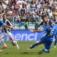 Empoli calcio sequestrato oltre un milione di euro sul conto corrente