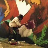 Toxic, a scuola di street art: