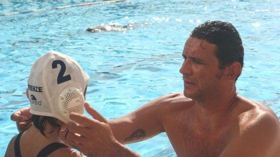 Firenze Pallanuoto, dalla nazionale ad allenatore: Leonardo Binchi, maestro di valori