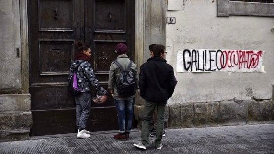 Firenze, occupazione Galileo: trovato accordo tra studenti e preside